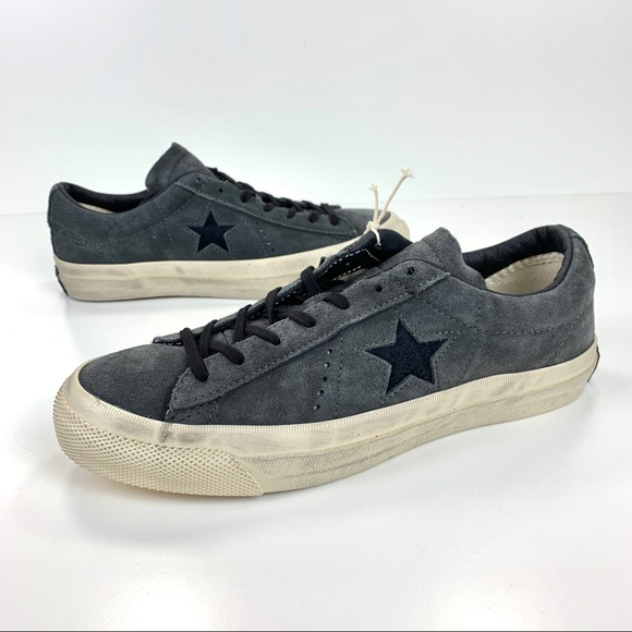 ec9471221226 Converse x John Varvatos one star low top